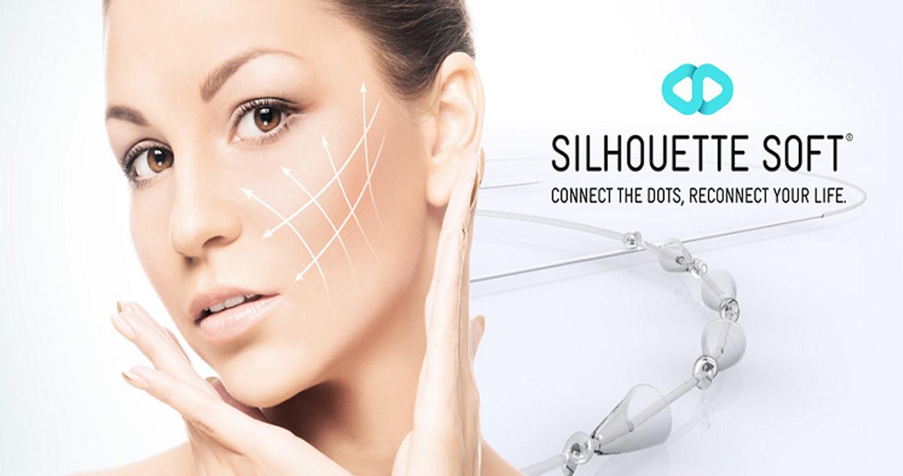 Căng da bằng chỉ Silhouette Soft® –  công nghệ làm đẹp độc quyền Clair